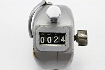 Vintage Veeder Root Inc. Manual Hand Held Counter/Tally.