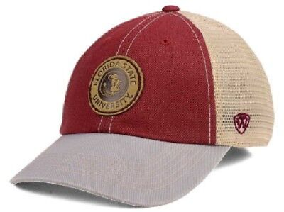 premium selection d20eb 37402 Florida State Seminoles NCAA TOW Hiatus Stretch Fitted Hat