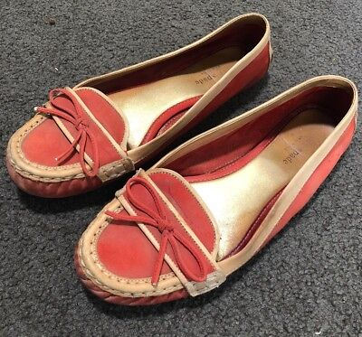 Kate Spade Suede Loafers/Flats Sz: 8.5W