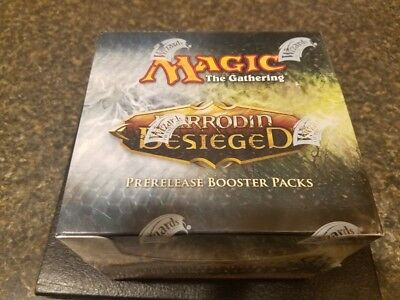 Mirrodin Besieged Faction Prerelease Booster Box Sealed 36 Packs Free Shipping