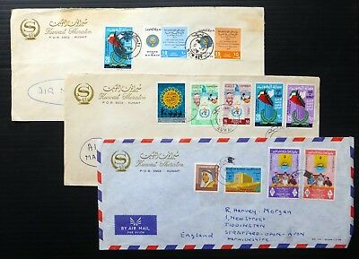 KUWAIT Commercial Covers (3) BC245