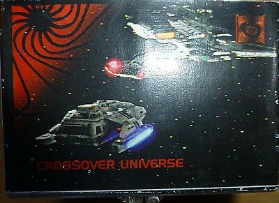 TC 1996 COMPLETE SET STAR TREK Reflections Of The Future Phase 3