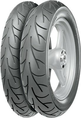Continental 61H Front Motorcycle Tire Bias Conti GO! 110/90H18