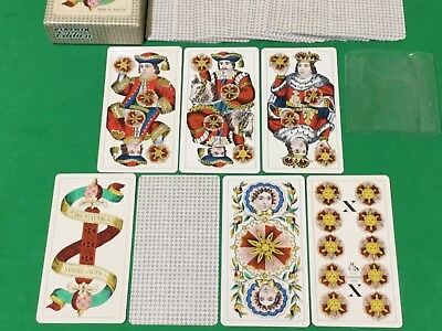 Vintage PIATNIK EDITION Non Standard ** TRAPPOLA ** Playing Cards Tarot Fortune