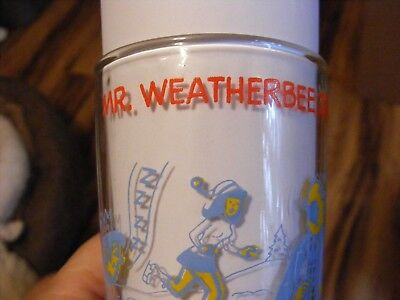 1973 ARCHIE glass---Mr. Weatherbee Drops In