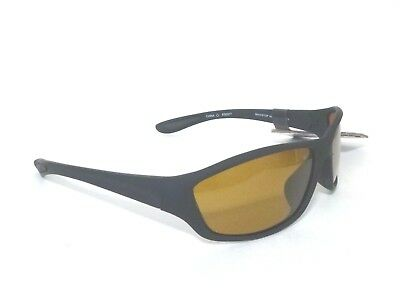 037ba0997e5 Eo Extreme Optiks Backstop Matte Black Hd Polarized Sunglasses Wrap 5-7722