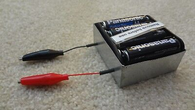 67.5 Volt Battery Replacement for Portable Tube Radios