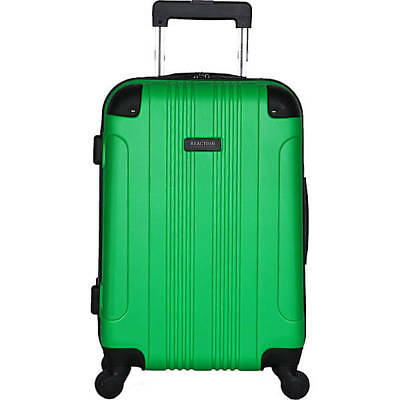 """Kenneth Cole Reaction Out Of Bounds 20"""" Hardside Spinner Luggage - Kelly Green"""