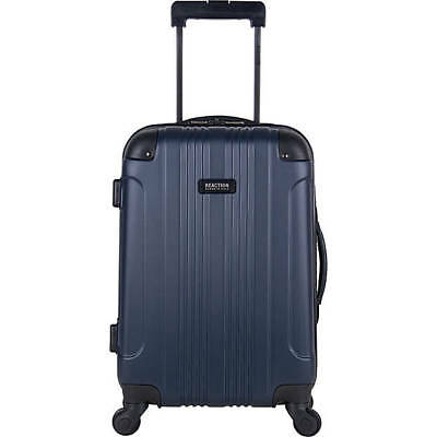 """Kenneth Cole Reaction Out Of Bounds 20"""" Hardside Spinner Luggage - Navy"""
