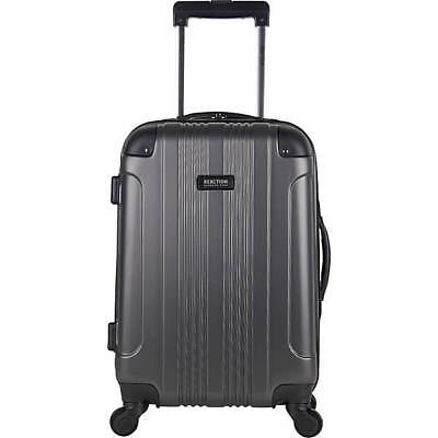 """Kenneth Cole Reaction Out Of Bounds 20"""" Hardside Spinner Luggage - Gray"""