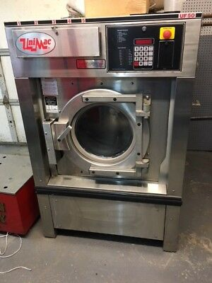 Unimac 50 Lb Softmount Washer-Extractor