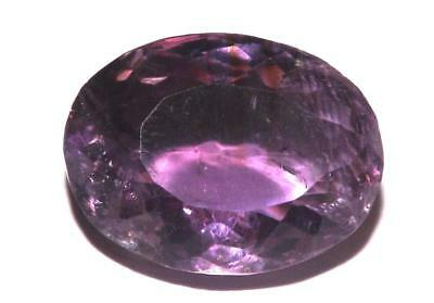 8.95 cts 100% Natural Earth Mined  Amethyst 15 x 11 mm Gemstone #eam2035