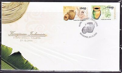 Indonesia 2006 Indonesian Craft  First Day Cover