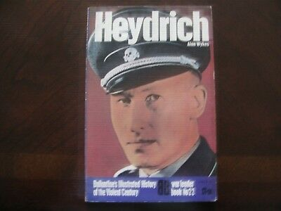 WW2 German Heydrich BallantineWar Book