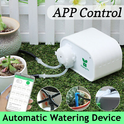 Automatic Drip Irrigation Kit USB Pot Plants Self Watering System App Control