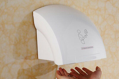A41 Commercial Wall Mounted Full-Automatic Hand Dryer Washroom Bathroom Toilet M