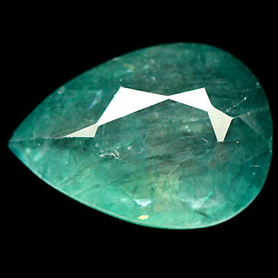 2.27 Ct Natural! Green African Grandidierite Pear