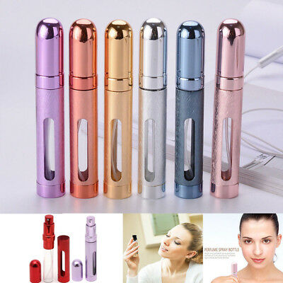 12 ML Mini Refillable Perfume Pump Atomizer Travel Spray Empty Bottles Tools