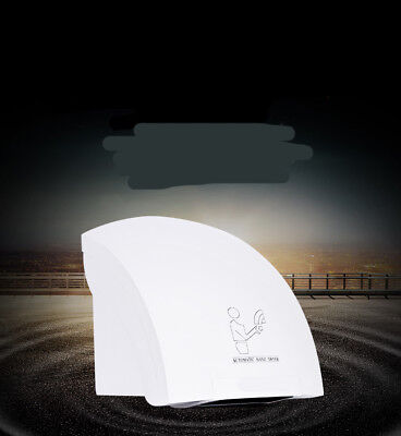 A24 Commercial Wall Mounted Full-Automatic Hand Dryer Washroom Bathroom Toilet M