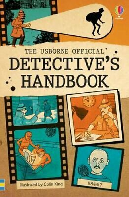 The Official Detective's Handbook by Colin King 9781409584377 (Paperback, 2014)