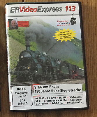 ER Video Express DVD Nr. 113