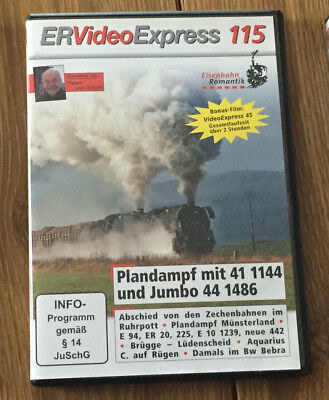 ER Video Express DVD Nr. 115