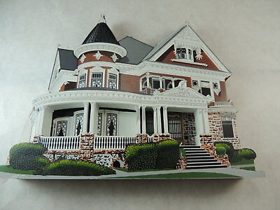"Sheila's collectibles ""Morris Tuttle Mansion"""