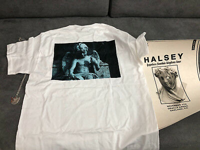 Halsey House Of Angelus Vip Merch Necklace Small Shirt Poster Brand New Oakland
