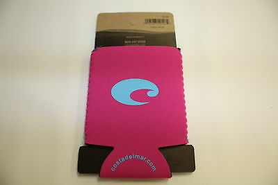 Costa Del Mar Coozie- Hot Pink / Cool Blue