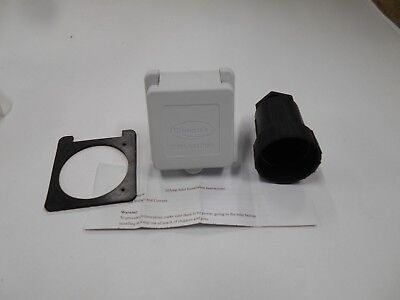 Conntek 10215 Replacement 7 Way Trailer Female Socket for Boats /& RV