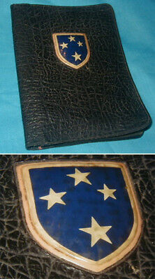 Original 1960's U.S. Army Americal Division Wallet / ID Case