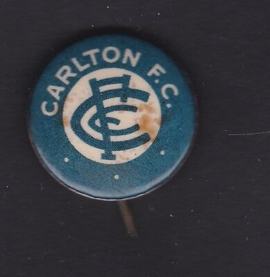 Carlton  Football Club badge, 1953 Argus newspaper issue