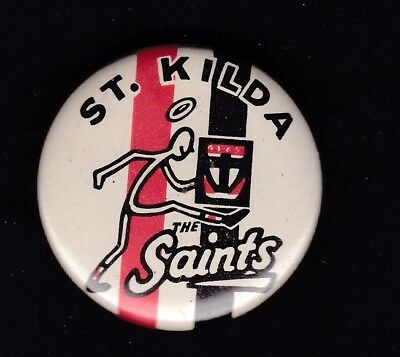 St Kilda Football Club badge, 1960's issue