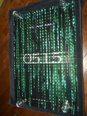 Matrix Reloaded  Original Advanced Rolled One Sheet Poster  Sci Fi