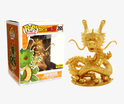 """Funko Pop! Shenron 6"""" #265 * Dragonball Z * Hot Topic Exclusive * In Hand *"""