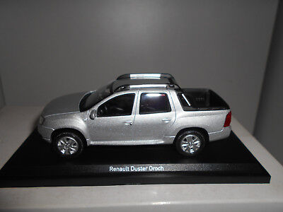 Renault Duster Oroch 2016 Pick-Up Silver Norev 1:43