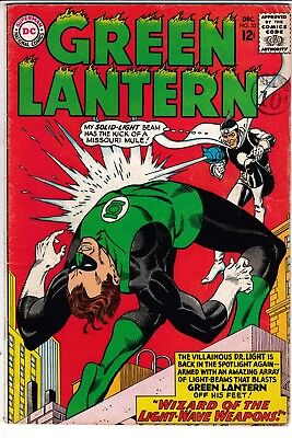 GREEN LANTERN #33, DC Comics (1964)