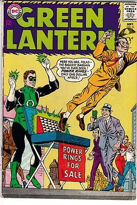 GREEN LANTERN #31, DC Comics (1964)