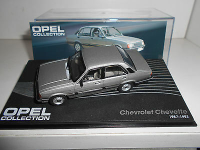 Chevrolet Chevette 1987-1993 Opel Collection Eaglemoss Ixo 1:43