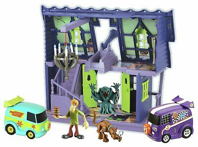 Scooby Doo Haunted Mansion Set.