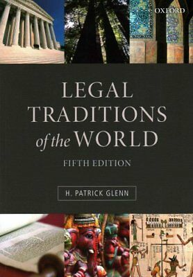 Legal Traditions of the World Sustainable diversity in law 9780199669837