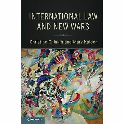 International Law and New Wars by Christine Chinkin, Mary Kaldor (Paperback,...