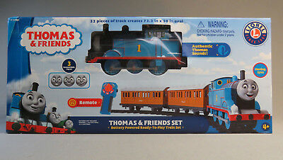 LIONEL LARGE SCALE THOMAS & FRIENDS READY TO PLAY TRAIN SET steam 7-11903 NEW