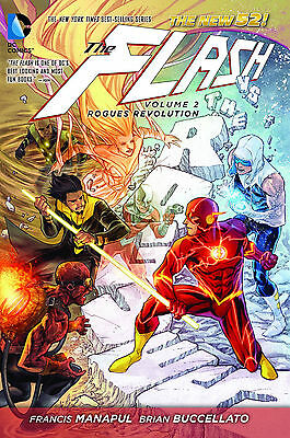 Flash New 52 Volume 2: Rogues Revolution Softcover Graphic Novel
