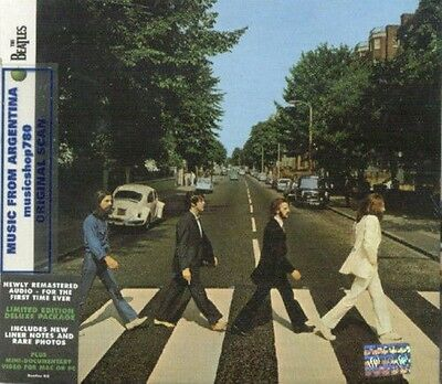 The Beatles Abbey Road Sealed Cd New 2009 Remastered