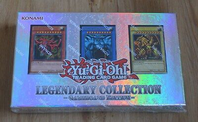 Yu-Gi-Oh! Legendary Collection 1 Gameboard Version Deutsch Neu & OVP