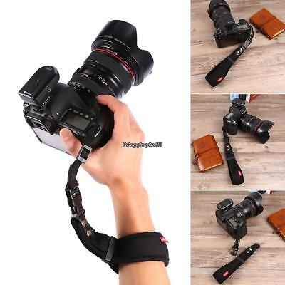 Camera Hand Strap Rapid Fire Heavy Duty Safety Wrist Strap for DSLR EH7E