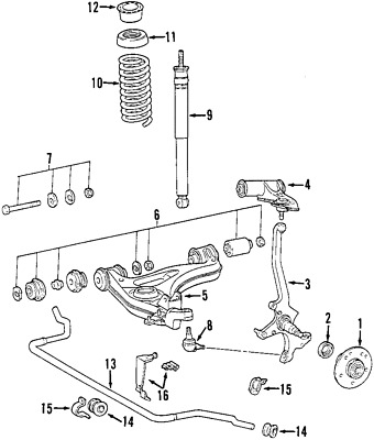 Mercede Sel Truck Engine Diagram
