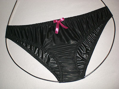 Neu Ultra Soft Pvc Höschen Slip Panties Brief  S M L Xl Xxl Xxxl