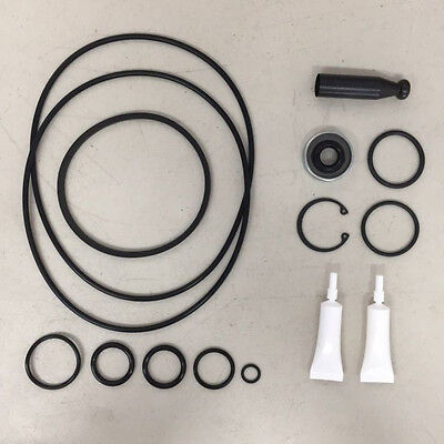 GM R4 A/C Compressor Reseal Kit W/Shaft Seal, O-rings & Install Tool  FREE OIL